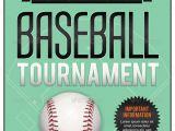 Free Baseball tournament Flyer Template Flyer for Benefit Baseball tournament Dondrup Com