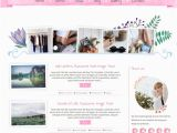 Free Beauty Blog Templates 30 Photography Blog themes Templates Free Premium