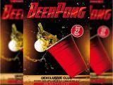 Free Beer Pong Flyer Template Beer Pong Championship Premium Flyer Template