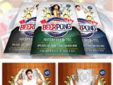 Free Beer Pong Flyer Template Beer Pong Flyers and Beer On Pinterest