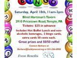 Free Bingo Night Flyer Template Bingo Flyer Template Google Search Bingo Flyers