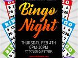 Free Bingo Night Flyer Template Bingo Night Flyer Template Postermywall