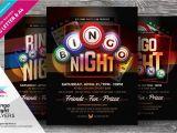 Free Bingo Night Flyer Template Bingo Night Flyer Templates Flyer Templates Creative