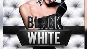 Free Black and White Flyer Templates Black and White Flyer Template by Lordfiren On Deviantart