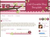 Free Blog Templates for Blogspot Blogger Templates Free Cyberuse