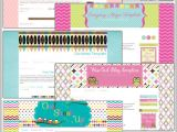 Free Blog Templates for Teachers Blog Templates for Teachers Blogaholic Designs