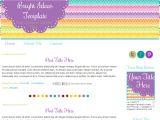 Free Blog Templates for Teachers Cute Blog Templates for Teachers Collection Bright Ideas