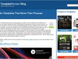 Free Blogger Templates with Slider where to Download Blogger Slider Templates Free
