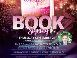 Free Book Signing Flyer Templates You are Beautiful Selah Book Signing and Meet the Author