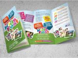 Free Brochure Templates for Kids 16 Summer Camp Brochures Free Psd Ai Eps format