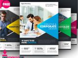 Free Business Flyer Templates Online Download Free Business Flyer Template Freedownloadpsd Com