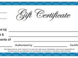 Free Business Gift Certificate Template with Logo Download Blank Gift Certificate Templates Wikidownload