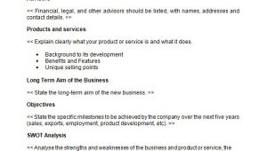 Free Business Plan Template Word Document 21 Simple Business Plan Templates Sample Templates