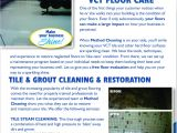 Free Carpet Cleaning Flyer Templates Download Flyer Template for Cleaning Business Free