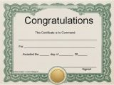 Free Certificate Templates for Word 2010 Word Certificate Template 49 Free Download Samples