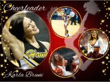 Free Cheerleading Flyer Templates Cheerleader Poster Template Postermywall