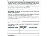 Free Child Support Receipt Template Child Support Receipt form Child Support Agreement