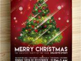 Free Christmas Brochure Templates 25 Best Free Christmas Flyer Templates Dzineflip