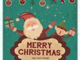 Free Christmas Brochure Templates 30 Free Christmas Templates Designs Psd Word Free