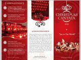 Free Christmas Brochure Templates 31 Christmas Brochures Templates Free Psd Eps Ai