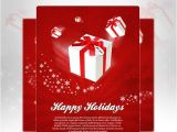 Free Christmas Brochure Templates Christmas Flyer Psd Template Free Psd Files