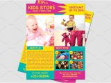 Free Clothing Store Flyer Templates 17 Kids Store Flyer Templates Psd Ai Eps format Download