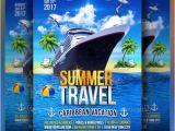 Free Cruise Ship Flyer Template 12 Cruise Flyer Designs Word Psd Ai Eps Vector