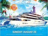 Free Cruise Ship Flyer Template Cruise Party V5 Premium Flyer Template Facebook Cover