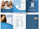 Free Dental Brochure Templates Brochures Hm Fusion