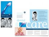 Free Dental Brochure Templates Dentist Office Brochure Template Design