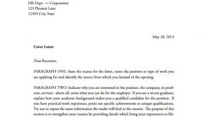 Free Download Cover Letter Templates 5 Latex Cover Letter Templates Free Sample Example