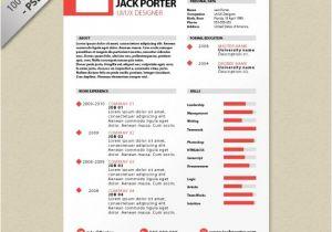 Free Download Creative Resume Templates Creative Resume Template Download Free Psd File Free