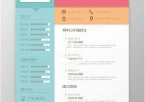 Free Download Creative Resume Templates Free Creative Resume Template Learnhowtoloseweight Net