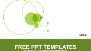 Free Download Of Powerpoint Templates with Designs Green Circle Powerpoint Templates Design Download Free
