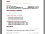 Free Download Resume Templates for Microsoft Word 2010 Microsoft Word Resume Templates Doliquid