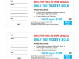 Free Downloadable Raffle Ticket Templates 23 Raffle Ticket Templates Pdf Psd Word Indesign
