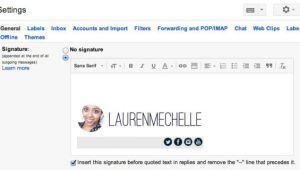 Free Dreamweaver Email Signature Template Email Signature Templates Free Outlook Templates