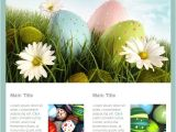 Free Easter Email Templates 50 Free Easter Email Templates for Sendblaster