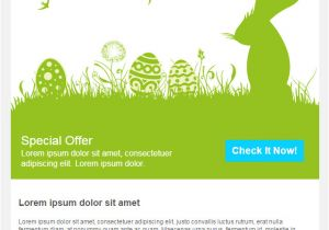Free Easter Email Templates 54 Free Easter Email Templates for Sendblaster