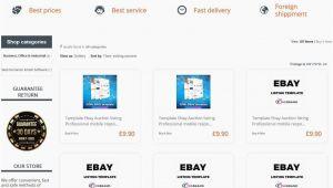 Free Ebay Store Template Builder Beautiful Free Ebay Store HTML Templates Kinoweb org