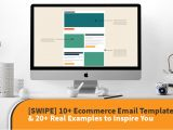 Free Ecommerce Email Templates Swipe 10 Ecommerce Email Templates 20 Real Examples