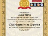 Free Educational Certificate Templates 36 Word Certificate Templates Free Premium Templates