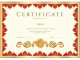 Free Educational Certificate Templates Certificate Backgrounds Educational Templates Free Ppt