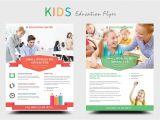 Free Educational Flyer Templates Kids Education School Flyers Flyer Templates Creative