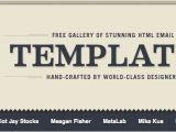 Free Email Blast Templates HTML Blast Inbox Junky