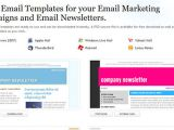 Free Email Marketing Templates for Outlook 50 Brilliant HTML Email Newsletter Templates for Online