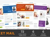 Free Email Newsletter Templates HTML Code New Responsive HTML Newsletter Email Templates Ewebdesign