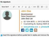 Free Email Signature Templates for Mac Mail Hubspot Free Email Signature Generator Tech Tips