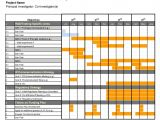 Free Excell Templates 18 Best Free Gantt Chart Template Fully Customizable In Excel