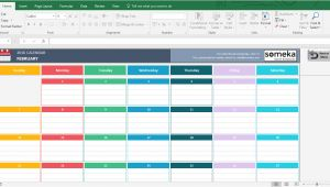 Free Excell Templates Excel Calendar Templates Download Free Printable Excel